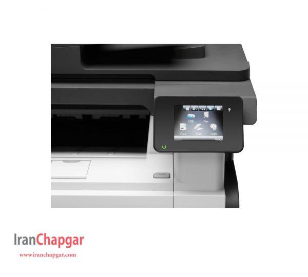 صفحه نمایش پرینتر HP LaserJet Pro M521dn
